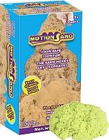 Кинетический песок Motion Sand MS-800G (светло-зеленый) -
