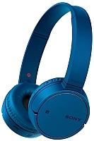 Наушники-гарнитура Sony MDR-ZX220BTL (синий) -