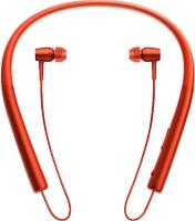 Наушники-гарнитура Sony MDR-EX750BTR (кирпично-красный) -