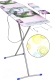 Гладильная доска Ника Лина 4 / ДЛ4 (белые круги) -