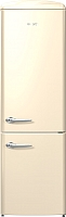Холодильник с морозильником Gorenje ORK192C -