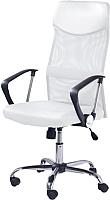 Кресло офисное Halmar Vire (белый) -
