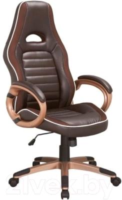 Кресло офисное Signal Q-150 (коричневый)