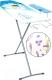 Гладильная доска Ника Лина 1 / ДЛ1 (лаванда) -