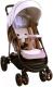 Детская прогулочная коляска Babyhit Racy (Beige) -