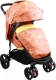 Детская прогулочная коляска Babyhit Racy (Orange) -