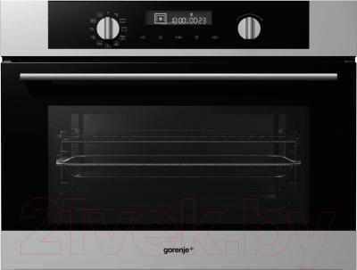 Электрический духовой шкаф Gorenje GCM512X