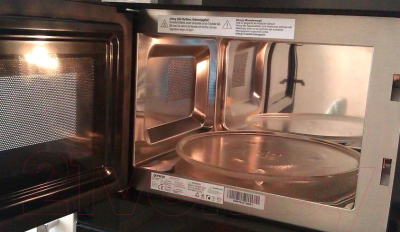 Микроволновая печь Gorenje BM201INI - тарелка