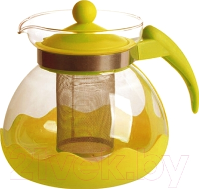 Заварочный чайник Irit KTZ-15-004 (желтый)