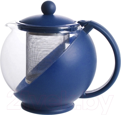 Заварочный чайник Irit KTZ-075-003 (синий)