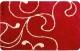 Коврик для ванной Iddis Flower Lace Red 411M690i12 -
