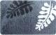 Коврик для ванной Iddis Fern Dance Grey 420А690i12 -