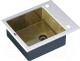 Мойка кухонная ZorG GL-6051 (белый бронза) -