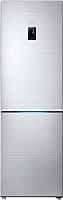 Холодильник с морозильником Samsung RB34K6220S4 -