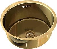 Мойка кухонная ZorG SZR-500 (бронза) -