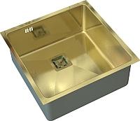 Мойка кухонная ZorG SZR-44 (бронза) -