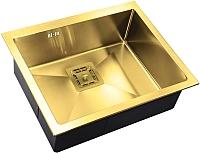 Мойка кухонная ZorG SZR-5844 (бронза) -