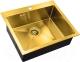 Мойка кухонная ZorG SZR-5951 (бронза) -