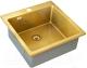 Мойка кухонная ZorG SZR-51 (золото) -