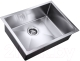 Мойка кухонная ZorG Steel Hammer SH R 5844 Fontas -