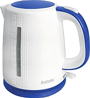 Электрочайник BBK EK1730P (белый/синий) -