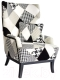 Кресло Signal Fotel Queend B -