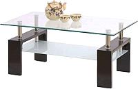 Журнальный столик Halmar Diana Intro 60x110 (венге) -