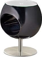 Журнальный столик Halmar Donna (черный) -