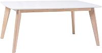 Журнальный столик Signal Combo B (дуб беленый) -