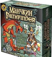 Настольная игра Мир Хобби Манчкин Pathfinder Делюкс -