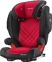 Автокресло Recaro Monza Nova 2 Seatfix (Racing Red) -