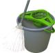 Набор для уборки York Set с круглым ведром (10л) -