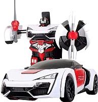 Радиоуправляемая игрушка MZ Машина-трансформер Lukan -