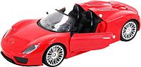 Радиоуправляемая игрушка MZ Машинка Porsche 918 2246J -