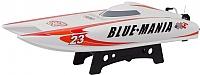 Радиоуправляемая игрушка Joysway Катер 8602 Blue Mania -