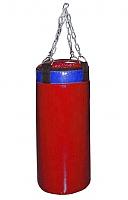 Боксерский мешок Русский бокс BM03-100x30 (красный) -