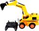 Радиоуправляемая игрушка Cheetah Toys Экскаватор 8020E -
