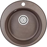 Мойка кухонная Granula GR-4801 (эспрессо) -