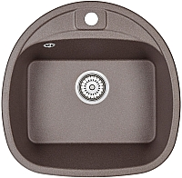 Мойка кухонная Granula GR-5050 (эспрессо) -