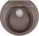 Мойка кухонная Granula GR-5301 (эспрессо) -