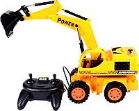 Радиоуправляемая игрушка Cheetah Toys Экскаватор 8030E -