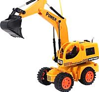 Радиоуправляемая игрушка Cheetah Toys Экскаватор 8032E -