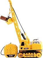 Радиоуправляемая игрушка Cheetah Toys Экскаватор 8051E -