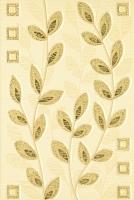 Декоративная плитка для ванной Березакерамика Березакерамика Береста Идиллия желтая (200x300) -