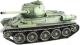 Радиоуправляемая игрушка Heng Long Танк Т-34 Pro (3909-1) -