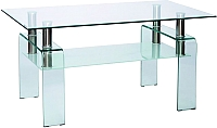 Журнальный столик Signal Stella (прозрачный) -