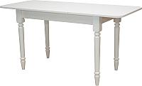Обеденный стол Мебель-Класс Сириус (белый) -