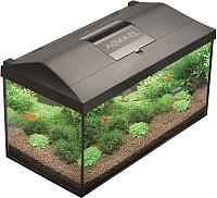 Аквариумный набор Aquael Set Leddy Plus 114525К (черный) -