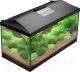 Аквариумный набор Aquael Set Leddy Plus 114527К (черный) -