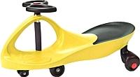 Каталка детская Bradex Бибикар DE 0003 (желтый) -